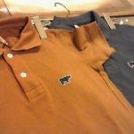 ポロシャツ対決!Scye vs eleventy