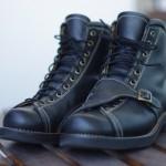 育てる系ブーツ安藤製靴 Z 成長6ヶ月後