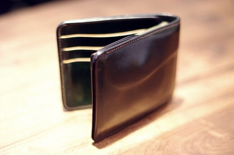 WILD-SWANS ワイルドスワンズ コードバン 財布