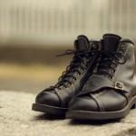 育てる系ブーツ安藤製靴 Z 9ヶ月後