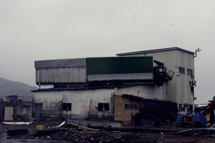 東日本大震災の傷跡-vol.2-大船渡市4月21日-11