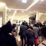 BARNEYS NY GINZA 7周年記念イベント