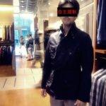Barbour International Jacket BEAMS F Exclusiveを清水GET!