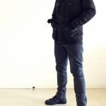 Barbour International Jacket 4ヶ月後