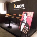 ISETAN MEN'S × LEON トークショー