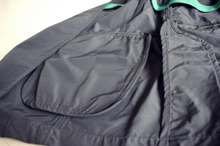 ZARAシャカシャカジャケット (3)