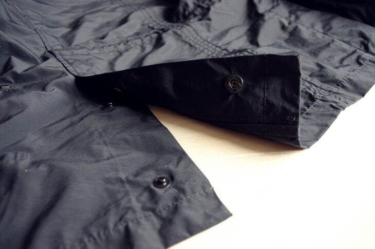 ZARAシャカシャカジャケット (4)