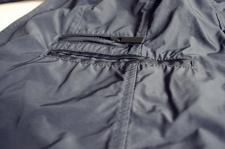 ZARAシャカシャカジャケット (5)