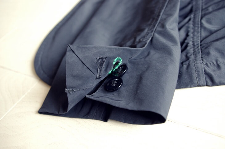ZARAシャカシャカジャケット (6)