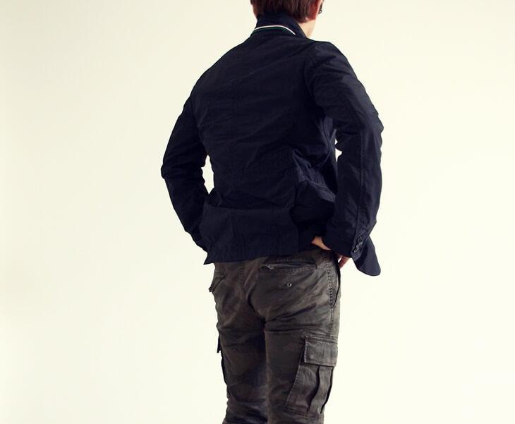 ZARAシャカシャカジャケット