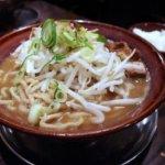 100年愛せる光麺の骨太光麺菊次郎