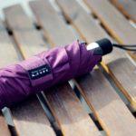 Hの悲劇 第1弾:senzの折り畳み傘。