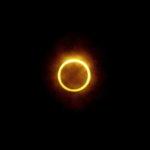 東京で173年ぶりの金環日食