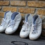 白いspring courtは泥が似合う?