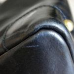 HERZのトートバッグの色補修方法