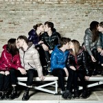 2012FW DUVETICA x KISS