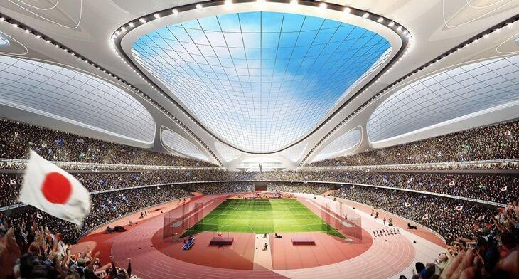 新国立競技場の屋根の開閉問題