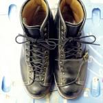 安藤製靴Z やっと1年と7ヶ月