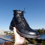 安藤製靴 nero 1年と2ヶ月