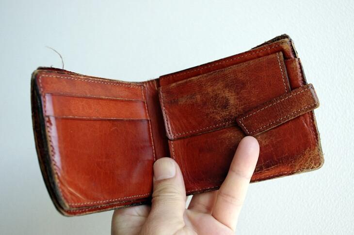 サザビーの財布 (2)