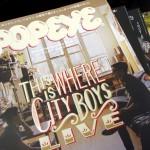 2012年のファッション誌はPOPEYEに始まりポパイで終わった1年でした。
