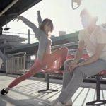 Levi's CM出演の女性ダンサーが素敵過ぎる!