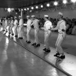 モンクレールと水兵さんのタップダンス