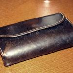 20年使用したホワイトハウスコックスの財布を新品以上に強化修理してしまう世界最強のお直し屋さん