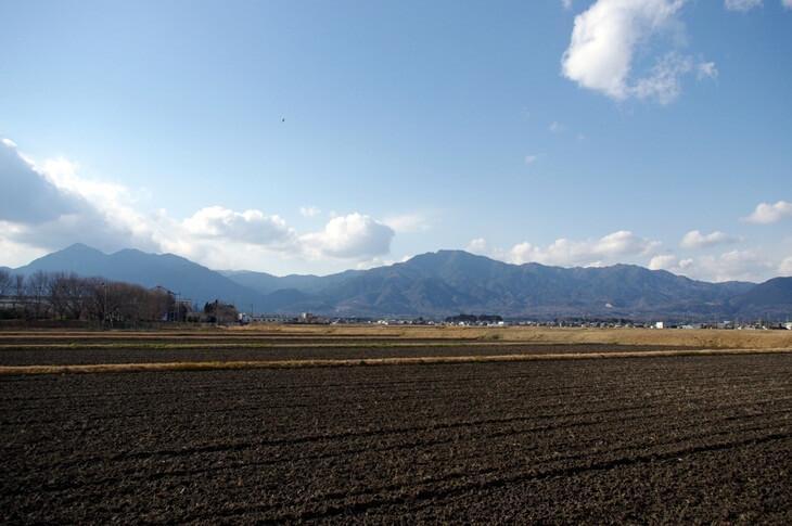 菰野町永井&鈴鹿山脈 (5)