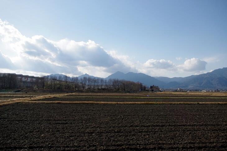 菰野町永井&鈴鹿山脈 (6)