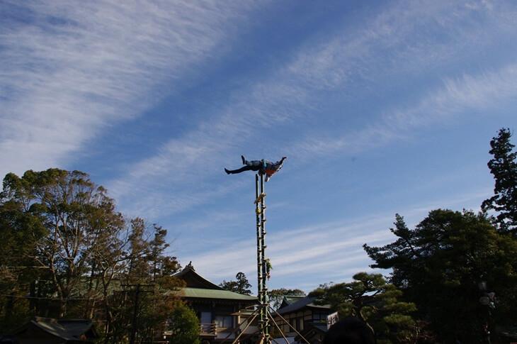 鶴岡八幡宮の出初式 (6)