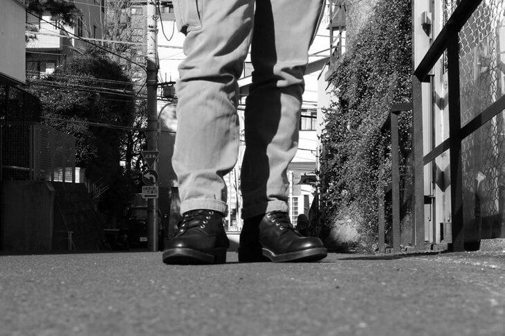 PT ICON & 安藤製靴