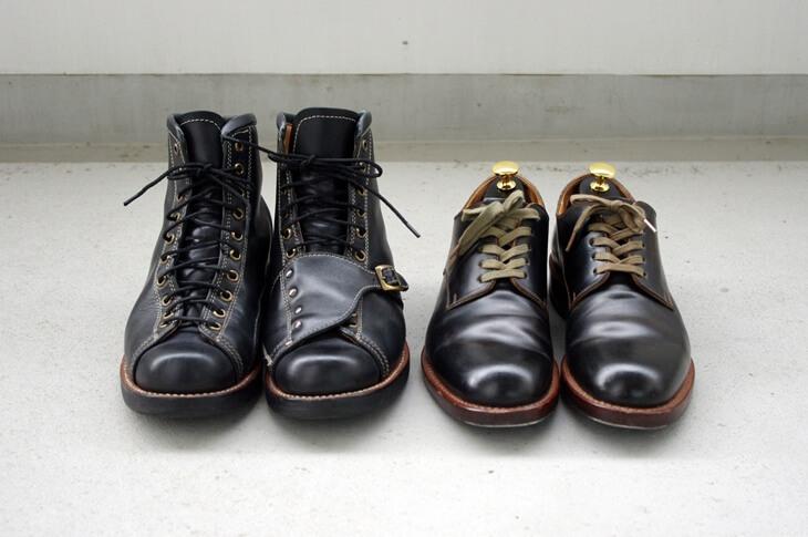 MOTO & 安藤製靴 Z