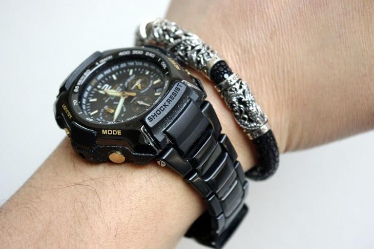 ZOCALO Bracelet & G-SHOCK