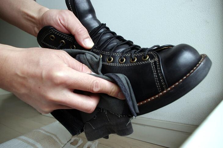 安藤製靴Z