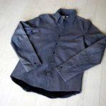 嘘でしょ?リップ・ヴァン・ウィンクルのレザーシャツを5,250円という激安価格で落札!