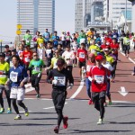 東京マラソン 2013 仮装ランナー編