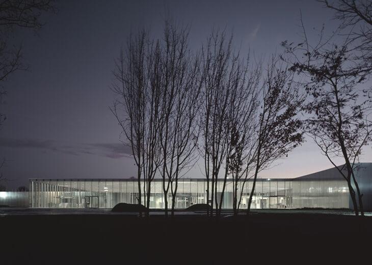 ルーブル美術館ランス別館