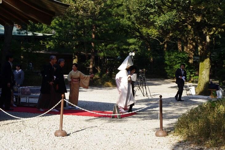 明治神宮 結婚式 (16)