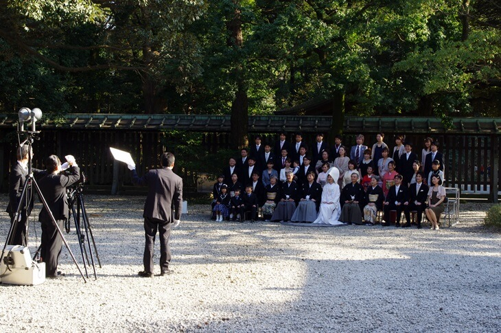 明治神宮 結婚式 (17)