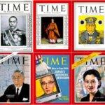 TIME誌の表紙に飾られた日本人。