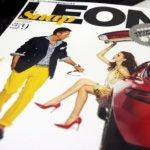 Snap LEONを読んで実感することはファッションの基本は己の身体を磨くことである。