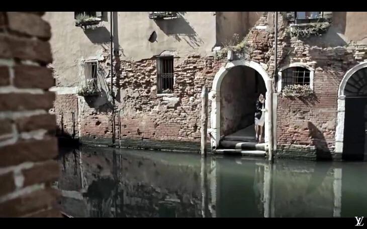 Louis Vuitton presents Venetian Art de Vivre  ルイ・ヴィトン(2)