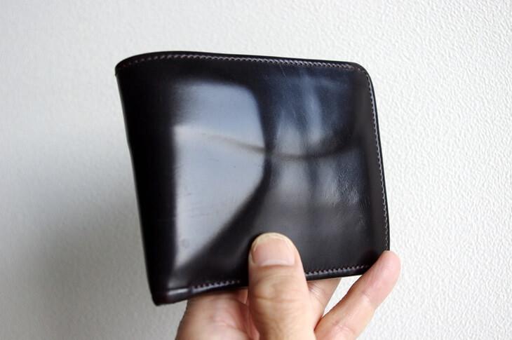 ワイルドスワンズ コードバン財布 (1)