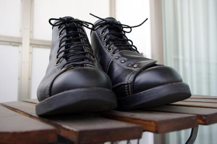 安藤製靴 Z 2年目 (3)