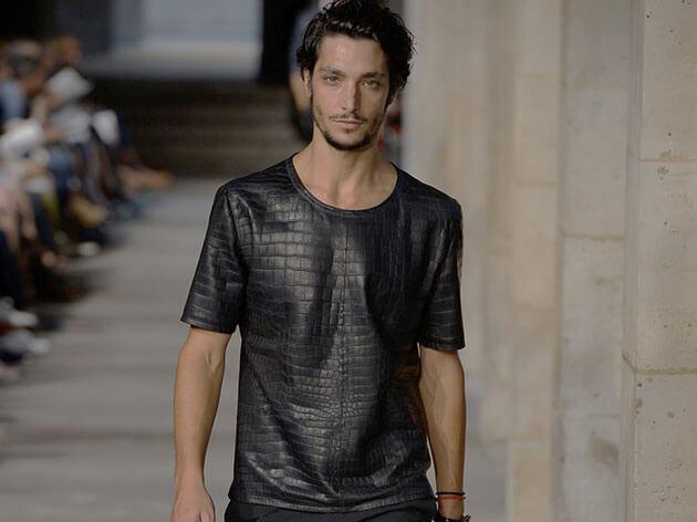 エルメス クロコダイル Tシャツ