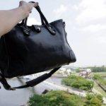 レザーバッグやレザーソファーの補色にはサフィールの皮革用染料が最強デス。