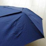 Hの悲劇 第2弾:totes VENTED CANOPYの折り畳み傘。