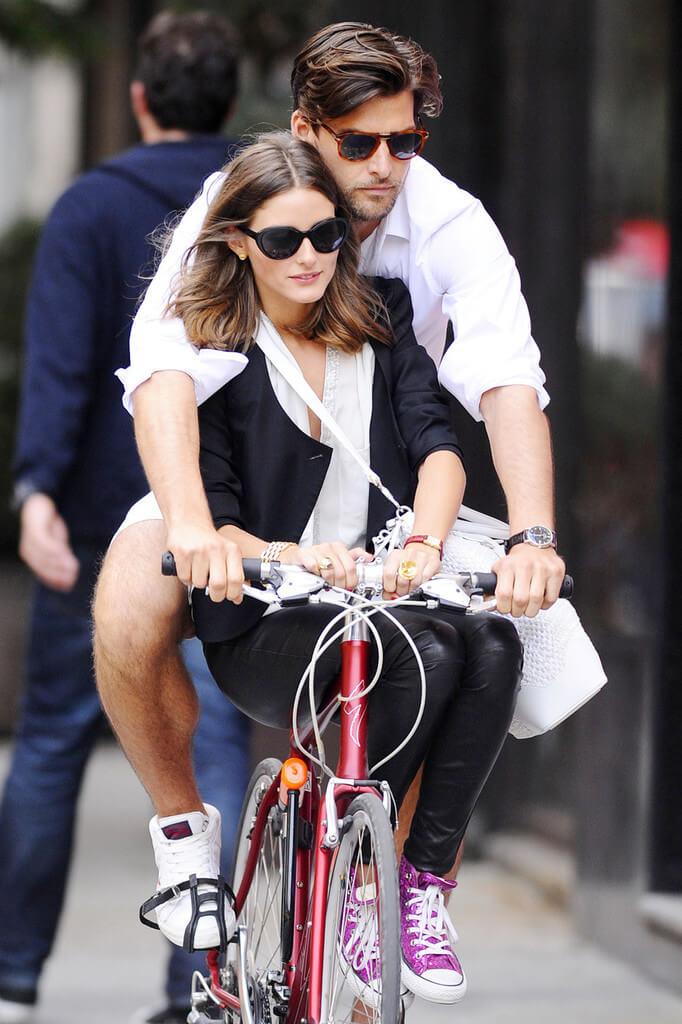自転車の 自転車 練習方法 大人 : ... 自転車のラブラブな二人乗りの