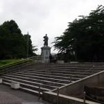 歴史探訪:勝海舟像